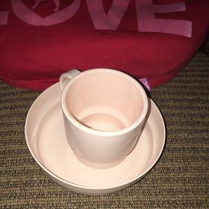 Tupperware Vintage Set 4 bowls & cups